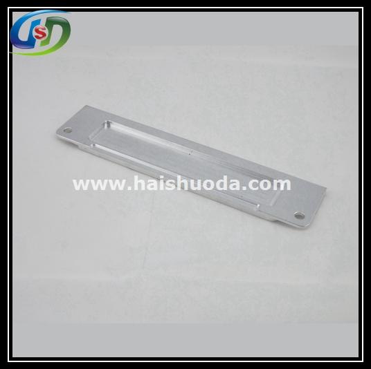 精mi铣xiao铝板件